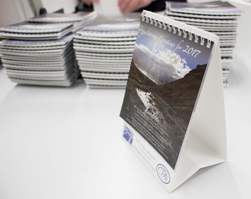 Calendar printing uk