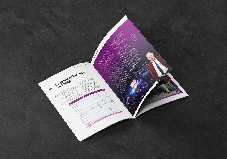 GLive Annual Report Programme